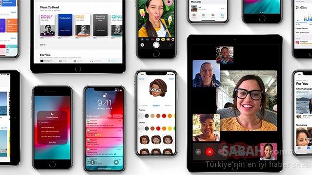 iOS 12.0.1 güncellemesi geldi! Neler getiriyor?