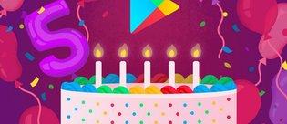 Google Play, 5 yaşında! Tüm zamanların en çok indirilen 5 uygulaması açıklandı