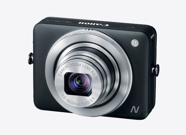 İşte Canon PowerShot N