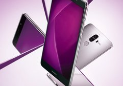 Huawei, Mate 10'un resmi görselini yayınlandı