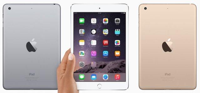 iPad mini 3 hakkında her şey