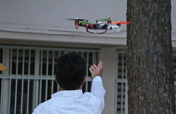 FİYATINI YÜKSEK BULUNCA KENDİSİ DRONE ÜRETTİ