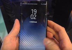 Samsung Galaxy Note 8 ön inceleme videosu