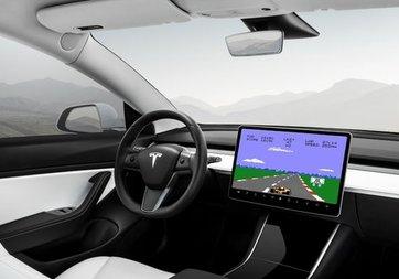 Tesla otomobillerde Atari dönemi başlıyor