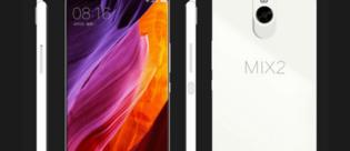 Xiaomi Mi MIX 2 özellikleriyle çok ses getirecek!