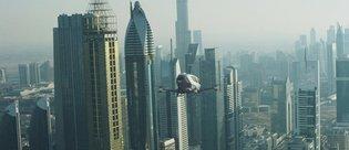 İlk uçan otomobilin uçuşuna Dubaide izin verildi