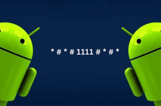 İşte Android telefonlardaki gizli kodlar