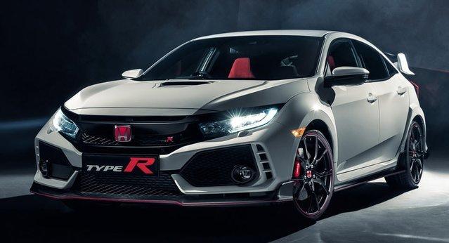 Yeni Honda Civic Type R ortaya çıktı!