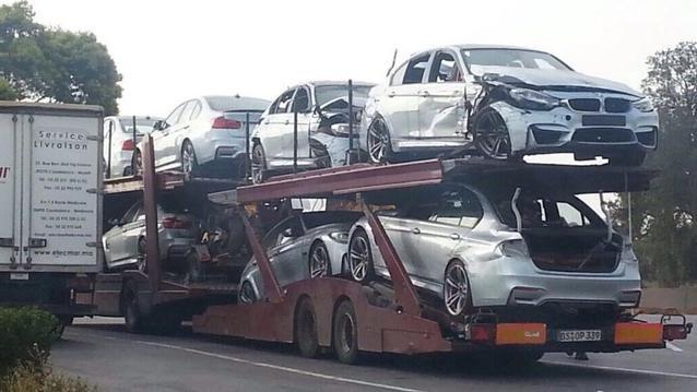 Görevimiz Tehlike 5'teki BMW M3'lerin son hali