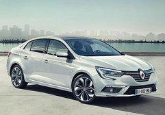 Türkiye'de yılın otomobili 'Renault Megane Sedan' seçildi