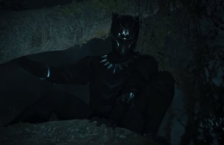 BLACK PANTHER'İN FRAGMANI YAYINLANDI
