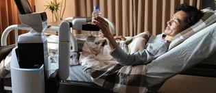 Toyota'dan felçli hastalar için özel robot