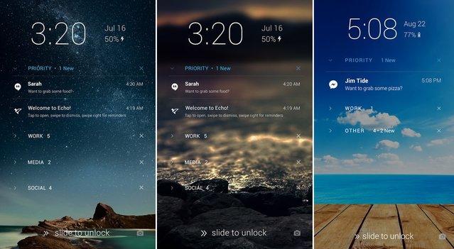 Android için en iyi 10 kilit ekranı
