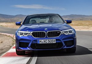 2018 BMW M5 resmen tanıtıldı