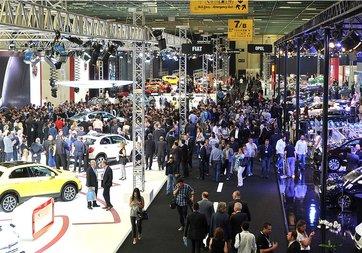 İstanbul Autoshow yarın kapılarını açıyor!