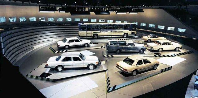 İşte dünden bugüne Mercedes-Benz