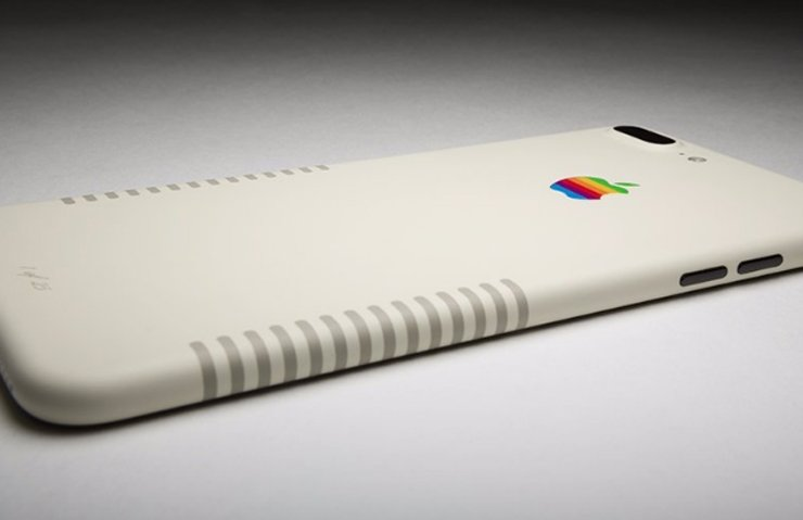 1900 $'LIK İPHONE 7 PLUS RETRO EDİTİON DUYURULDU