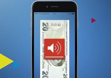 Türk Telekom'dan Türkiye'nin ilk para tanıma teknolojisi