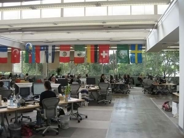 Facebook 'un Palo Alto ofisi