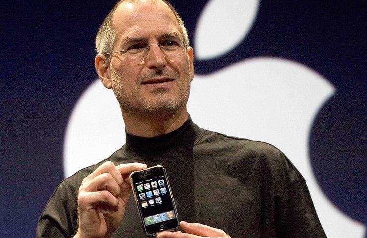 Steve Jobs'ın kartviziti rekor fiyata satıldı!