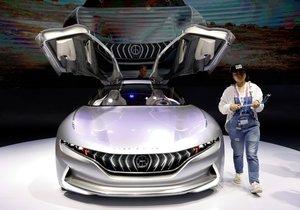 A'dan Z'ye 2018 Pekin Uluslararası Otomobil Fuarı