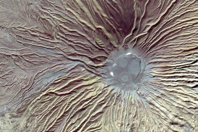 Google Maps'teki sıra dışı görüntüler