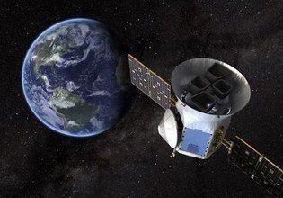 NASA'nın 'gezegen avcısı'ndan ilk görüntü