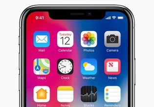 iPhone X'in meşhur çıkıntısından böyle kurtuldu