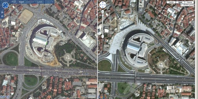 Bing Maps vs. Google Maps