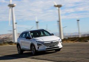 2019 Hyundai NEXO karşınızda