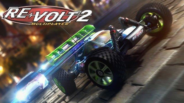 Re-Volt 2: Multiplayer çıktı, 3 kişiyle aynı anda yarışın!