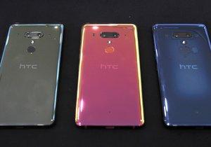 HTC U12+ tanıtıldı