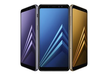 Samsung Galaxy A8 Plus Türkiye'de satışta, işte fiyatı!
