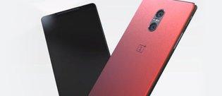 OnePlus 5 geliyor: Çift kavisli ekran, 256GB hafıza ve 23MP kamera