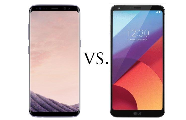 TÜRKİYE FİYATLARI BELLİ OLDU: LG G6 MI GALAXY S8 Mİ?
