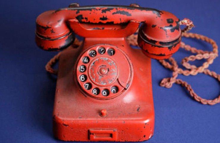 HİTLER'İN EFSANE TELEFONU SATILDI!