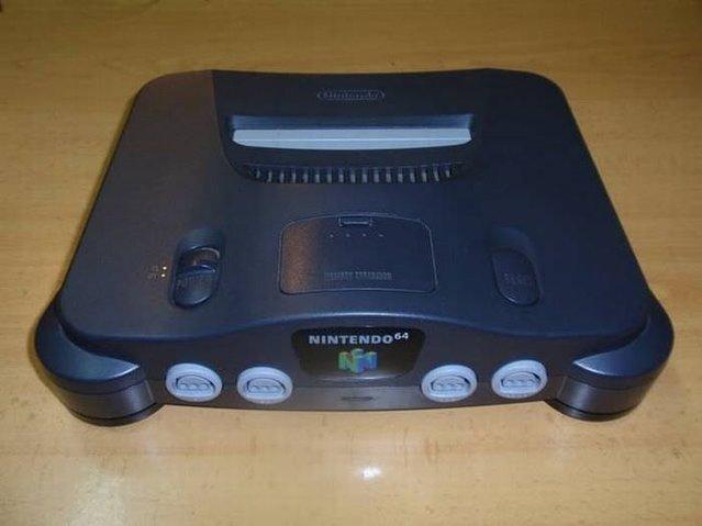 Nintendo 64'ü el konsoluna çevirdi