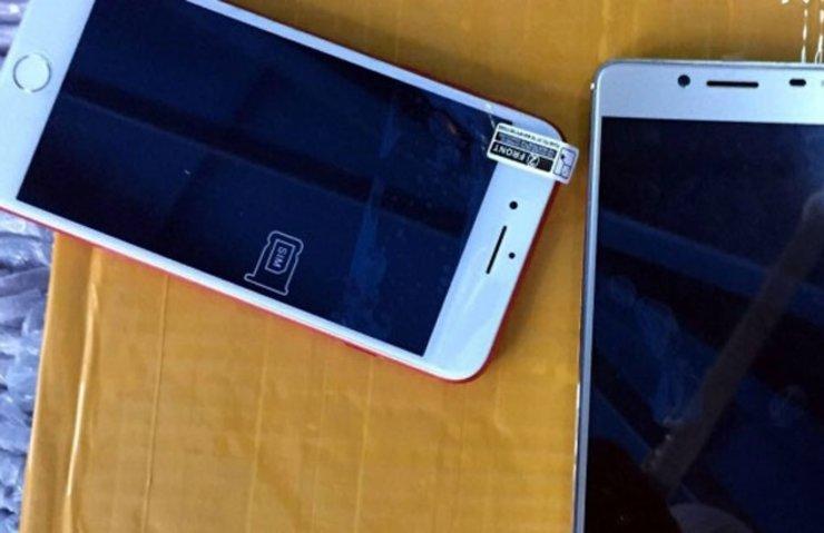 Üretime dahi geçmeyen iPhone 8'i getirdiler