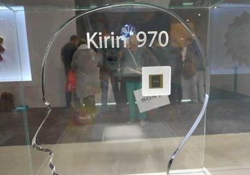 10 nm Kirin 970 yonga seti göründü!