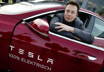Elon Musk ticaret savaşını umursamadı!