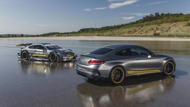 Mercedes-AMG'in yeni bombaları