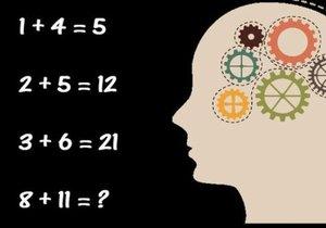 Dahiler bu soruları 30 saniyede çözüyor!
