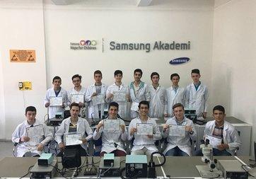 Samsung Akademi 5 yılda sektöre 2 binden fazla nitelikli eleman kazandırdı