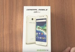 General Mobile GM 6 kutu açılış (Unboxing)