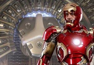 Iron Man'in ünlü kostümünü çaldılar