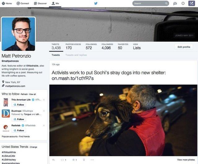 Twitter'ın yeni tasarımı nasıl olacak?