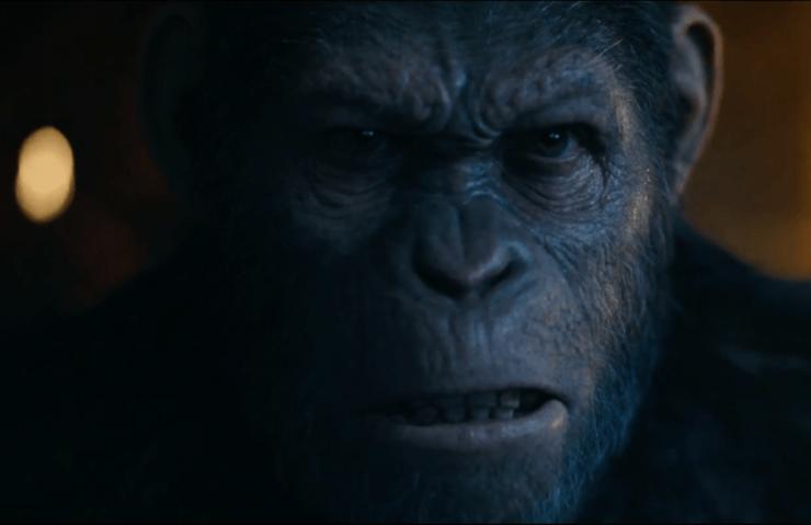 Maymunlar Cehennemi 3 Savaş Filminin Yeni Fragmanı Haberler