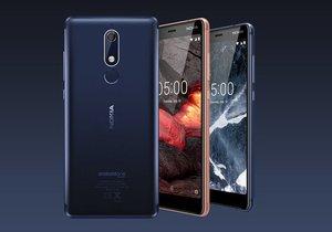 Nokia 5.1, Nokia 3.1 ve Nokia 2.1 tanıtıldı (İşte özellikleri)