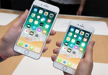 iPhone 8 ve iPhone 8 Plus ülkemizde resmen satışta