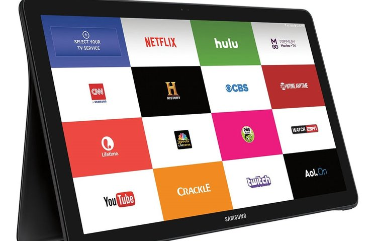 Samsung Galaxy View tablet inceleme (SM-T670)